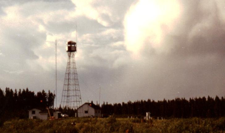 check out our fire lookout photos...  :o))